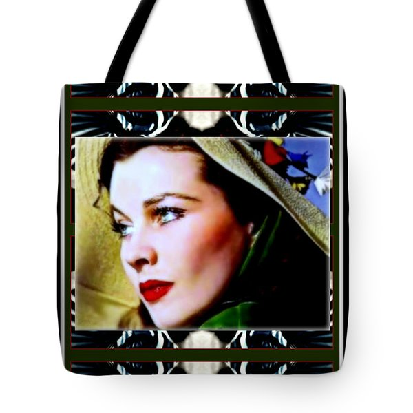 Gone With The Wind Tote Bag by Wbk