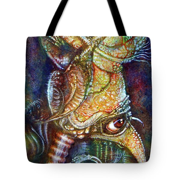 Gonzo Is That You Tote Bag by Otto Rapp
