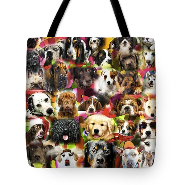 Good Boys Tote Bag by John Rizzuto