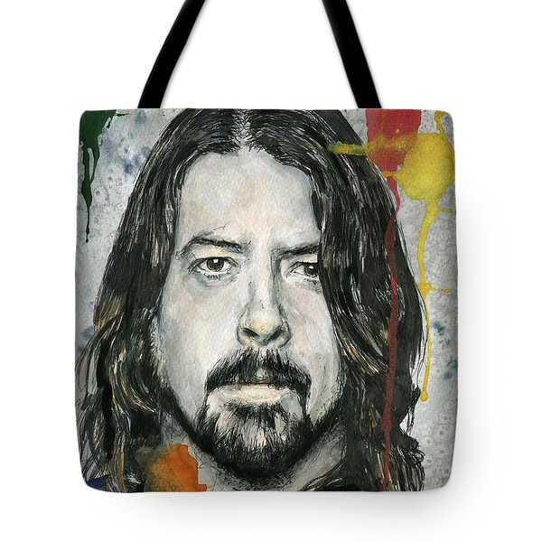 Good Dave Tote Bag by Nate Michaels