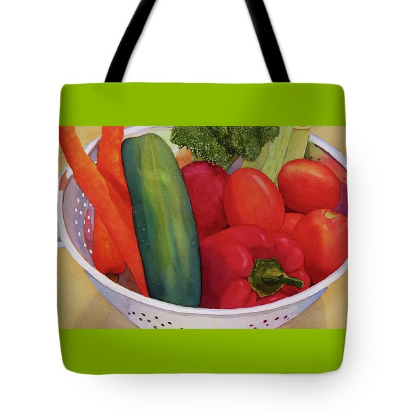 Good Eats Tote Bag