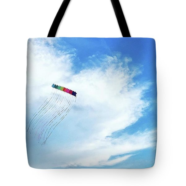 Good Evening From Hilton Head Island! Tote Bag