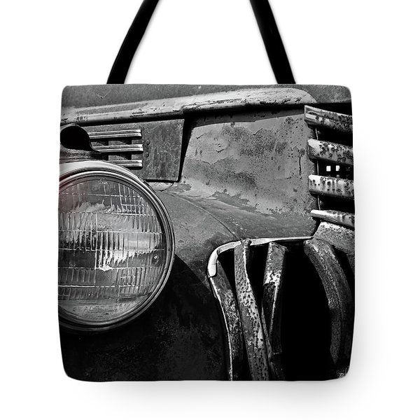 Tote Bag featuring the photograph Good Eye by Christopher McKenzie
