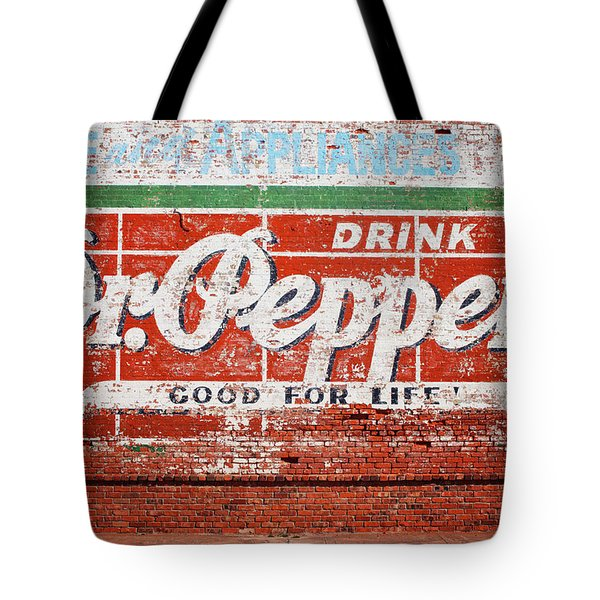 Tote Bag featuring the photograph Good For Life  by Toni Hopper