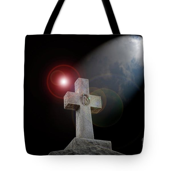 Good Friday Tote Bag by Bonnie Barry