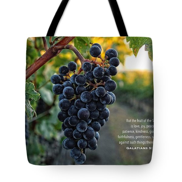 Good Fruit Tote Bag by Lynn Hopwood