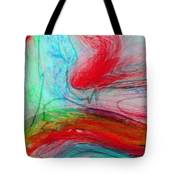 Good Is Coming 3 Tote Bag