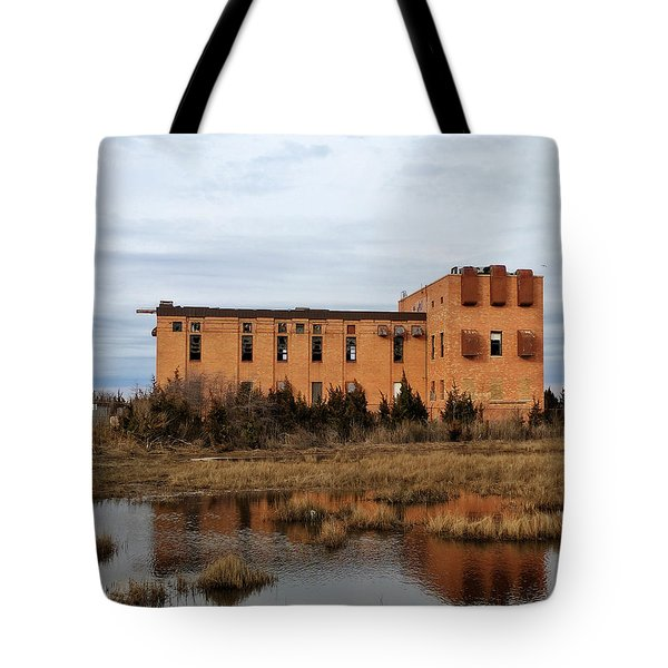 Good Luck Point Tote Bag