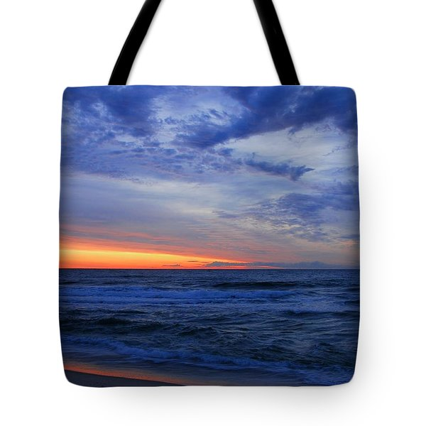 Good Morning - Jersey Shore Tote Bag