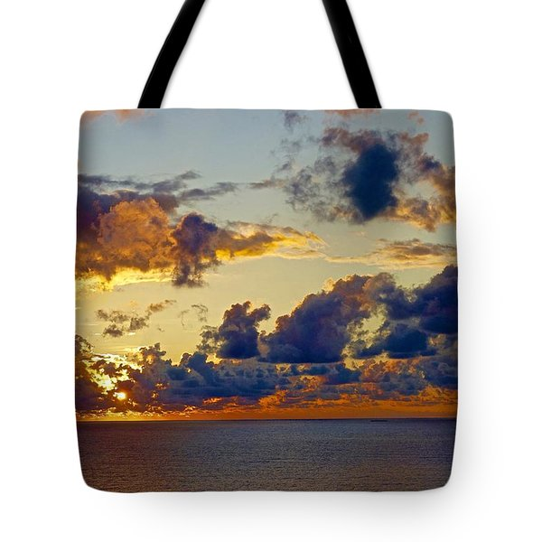 Good Morning Ac Tote Bag