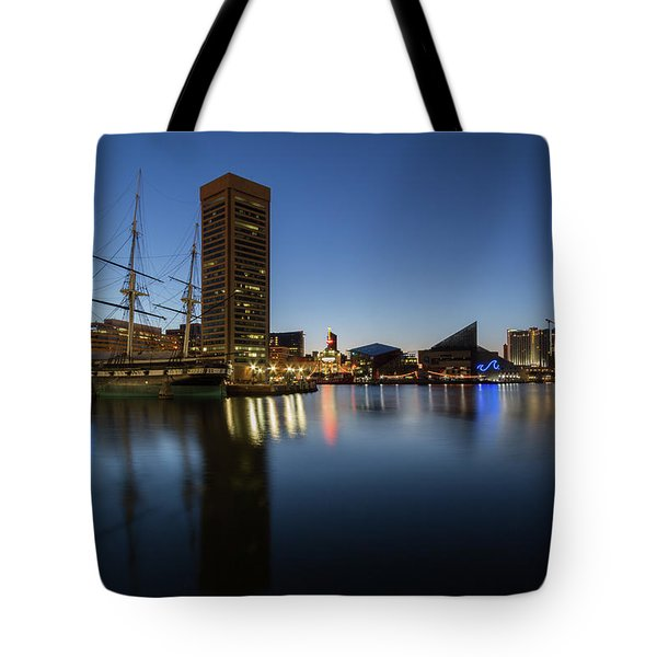 Good Morning Baltimore Tote Bag