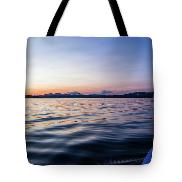 Tote Bag featuring the photograph Good Morning by Darryl Hendricks
