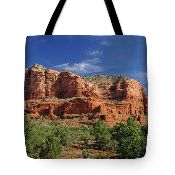 Good Morning Sedona Tote Bag