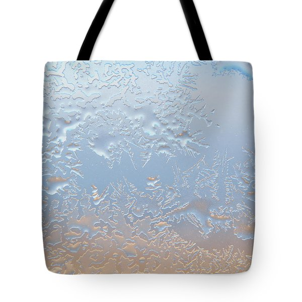 Good Morning Ice Tote Bag by Kae Cheatham