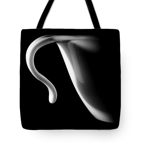Good Morning Tote Bag by Lauren Radke