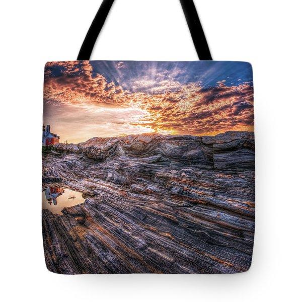 Good Morning Starshine Tote Bag