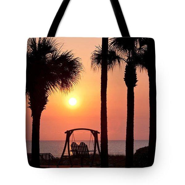 Good Morning Tote Bag by Steven Sparks