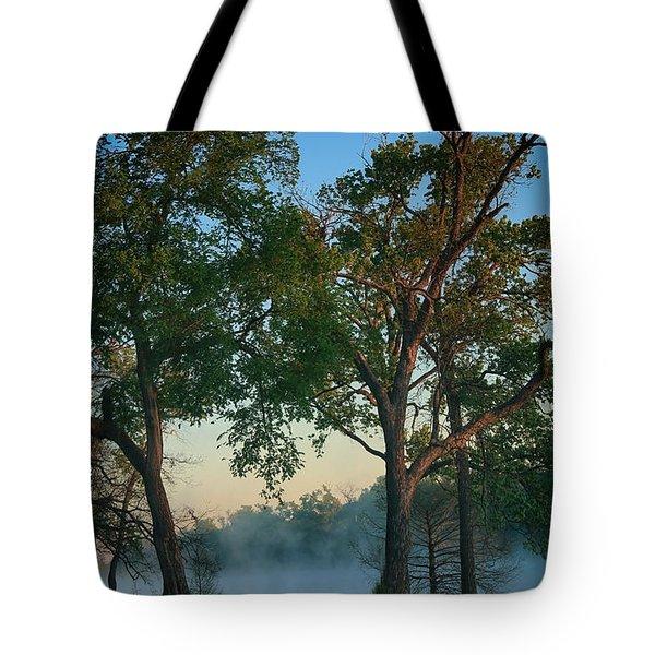 Good Morning Waco Tote Bag