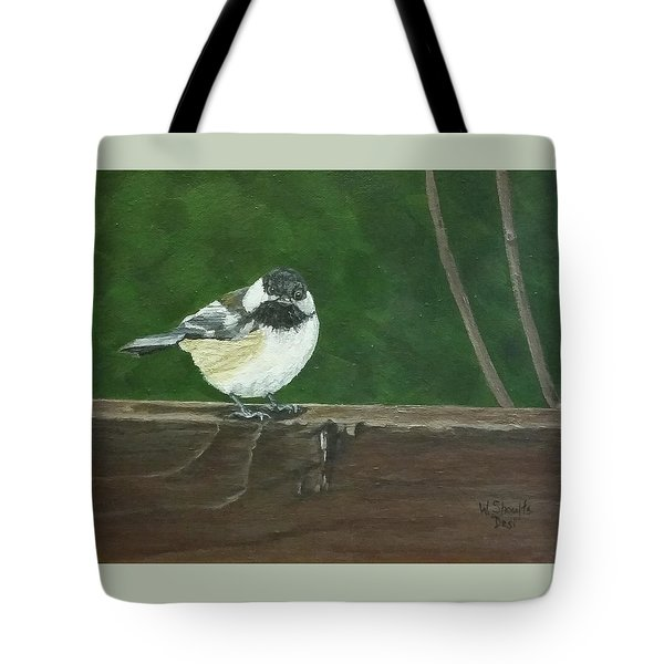 Good Morning Tote Bag by Wendy Shoults