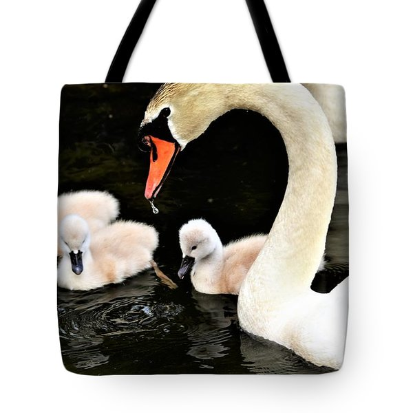 Good Parenting Tote Bag