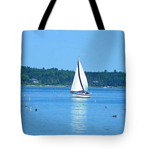 Good Sailing Tote Bag