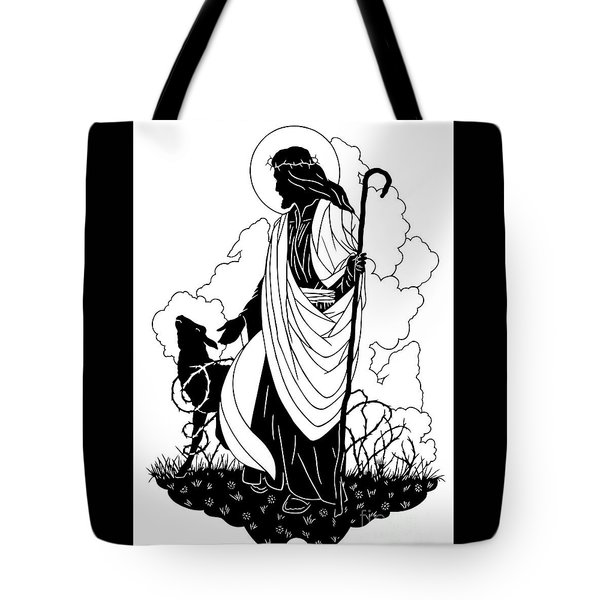 Good Shepherd - Dpgsh Tote Bag