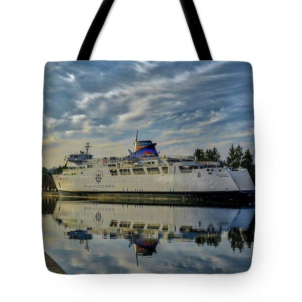 Good Spirits Tote Bag