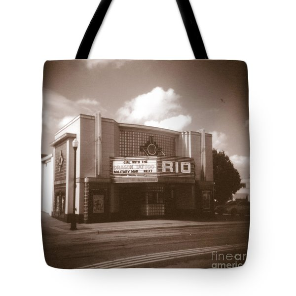Good Time Theater Tote Bag