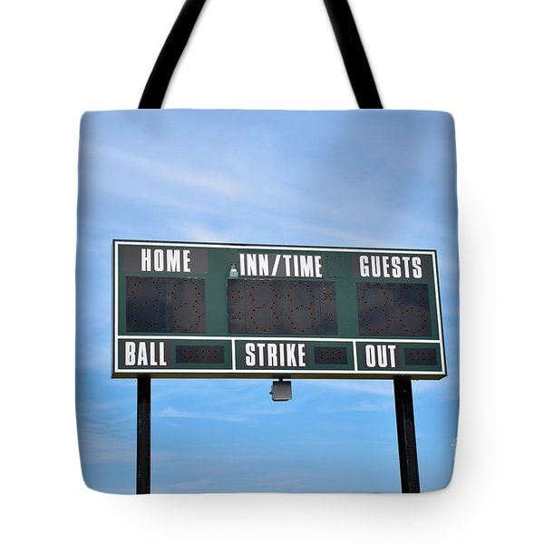 Tote Bag featuring the photograph Good Times - Sports ...  by Ray Shrewsberry