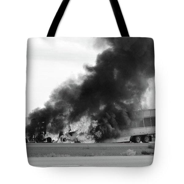 Goodbye Baby Tote Bag