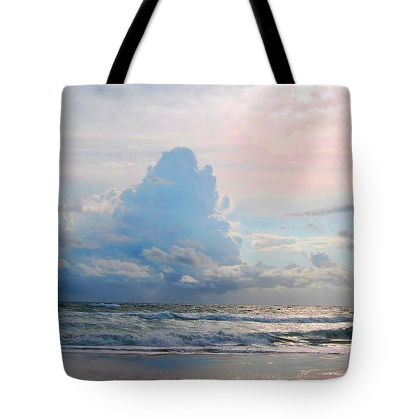 Goodbye Storm Tote Bag