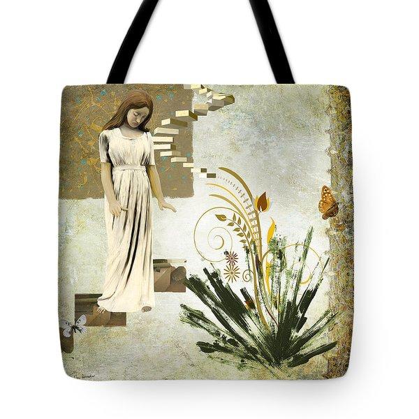 Goodnight Irene Tote Bag by Van Renselar