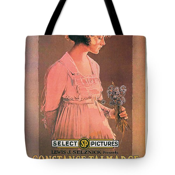 Goodnight Paul 1918 Tote Bag