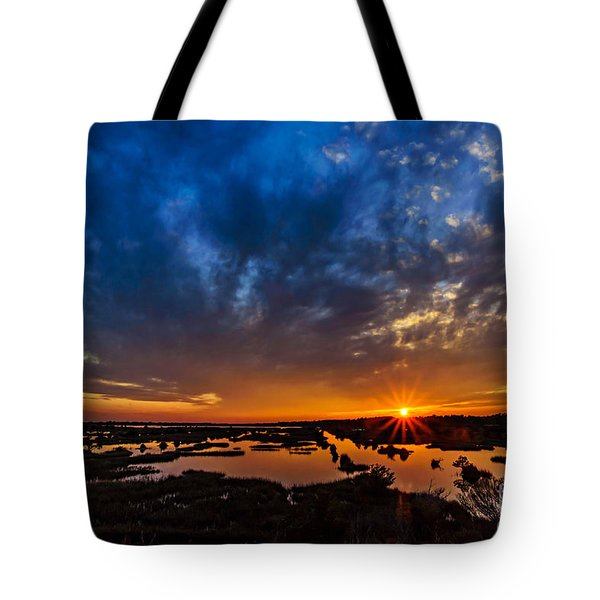 Goodnight Topsail Tote Bag