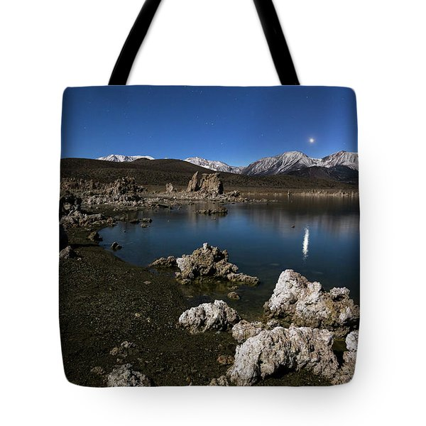 Goodnight Venus Tote Bag by Tassanee Angiolillo