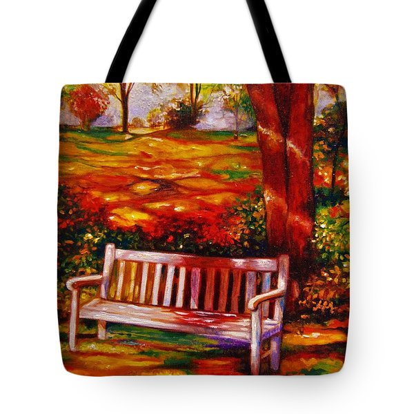 The Good Days Tote Bag by Emery Franklin