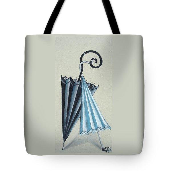 Goog Morning Tote Bag by Olga Alexeeva