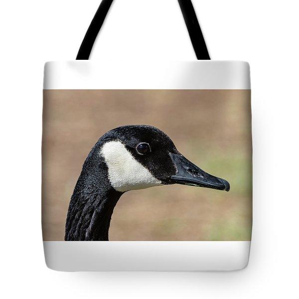 Goose Eye Tote Bag