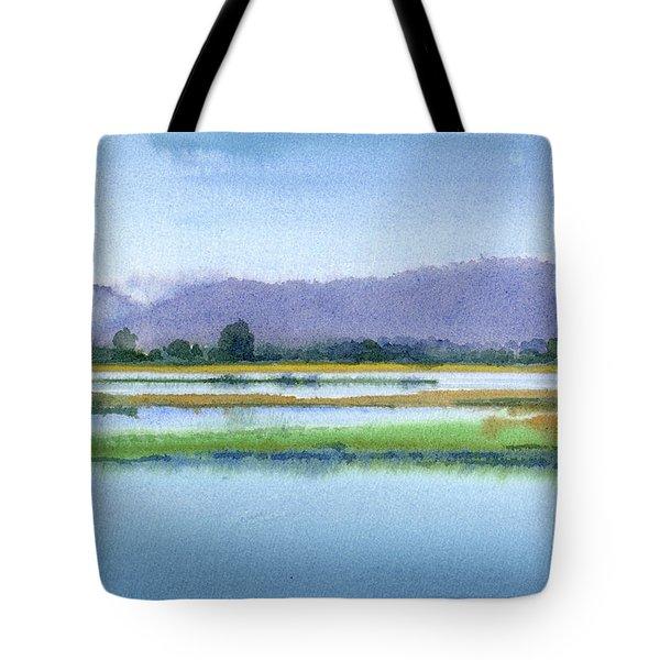 Goose Island Marsh Tote Bag