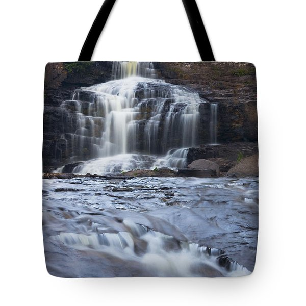 Gooseberry Falls North Shore Minnesota Tote Bag