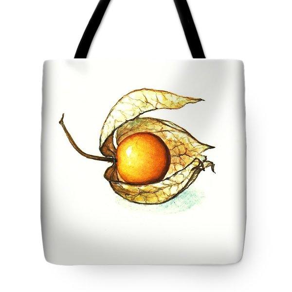 Gooseberry Tote Bag by Heidi Kriel