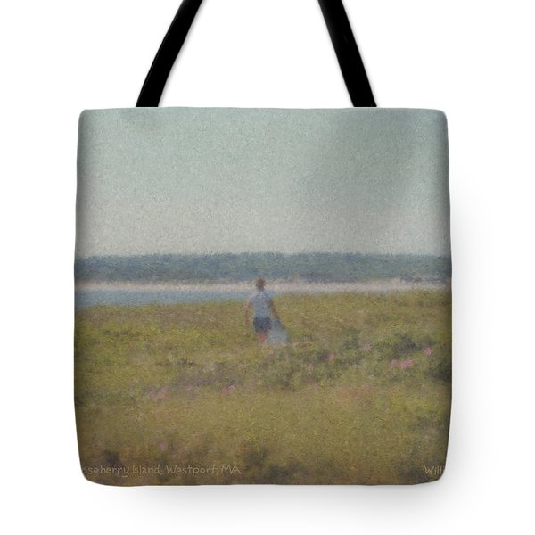Gooseberry Island Westport Ma Tote Bag