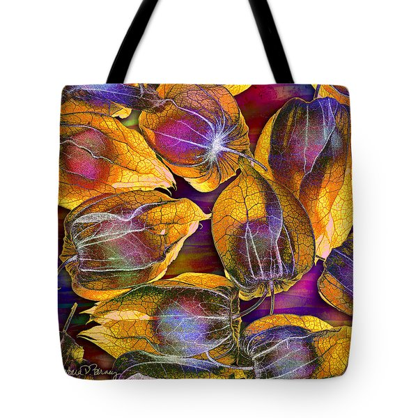Goosed Berry Pods Tote Bag