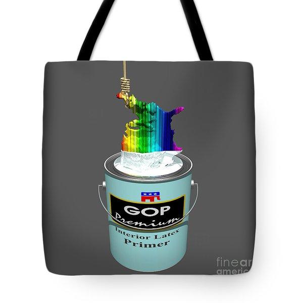 Gop Premium Primer Tote Bag