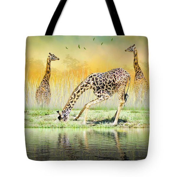Tote Bag featuring the photograph Gopher I Know I Saw A Gorpher by Diane Schuster
