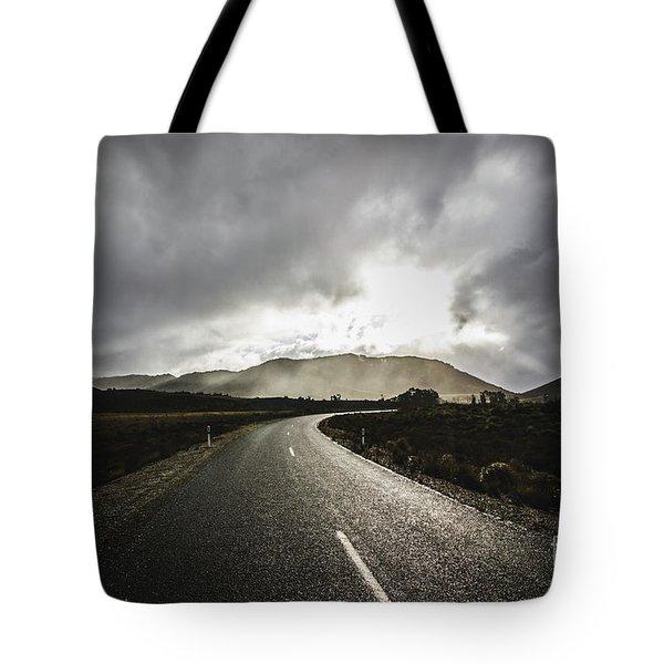 Gordon River Road Tote Bag