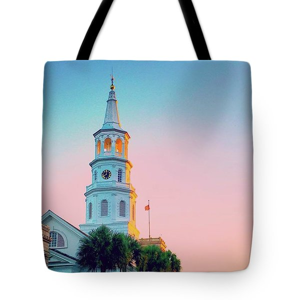 Gorgeous Opening Weekend For #spoleto Tote Bag