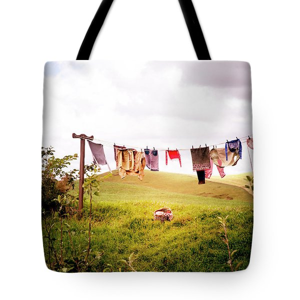 Gorgeous Sunny Day For Hobbits Tote Bag