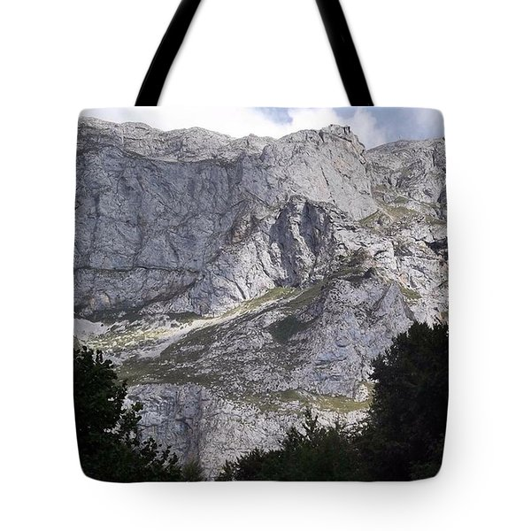 Gorgeous View Of The Picos De Europa Tote Bag