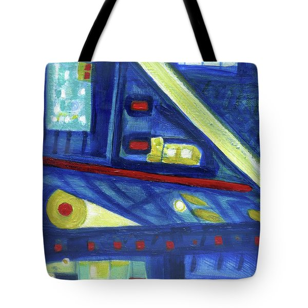 Gorias In The East Tote Bag by Stephen Lucas